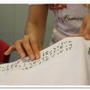Special Towels for the Visually Impaired