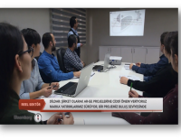 DOK-SAN Tekstil Bloomberg TV, Reel Sektör Programına Konuk Oldu